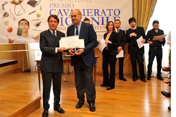 Premio Cavalierato Giovanile