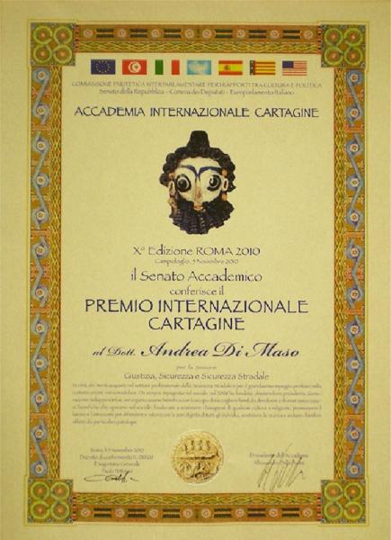Premio Internazionale Cartagine
