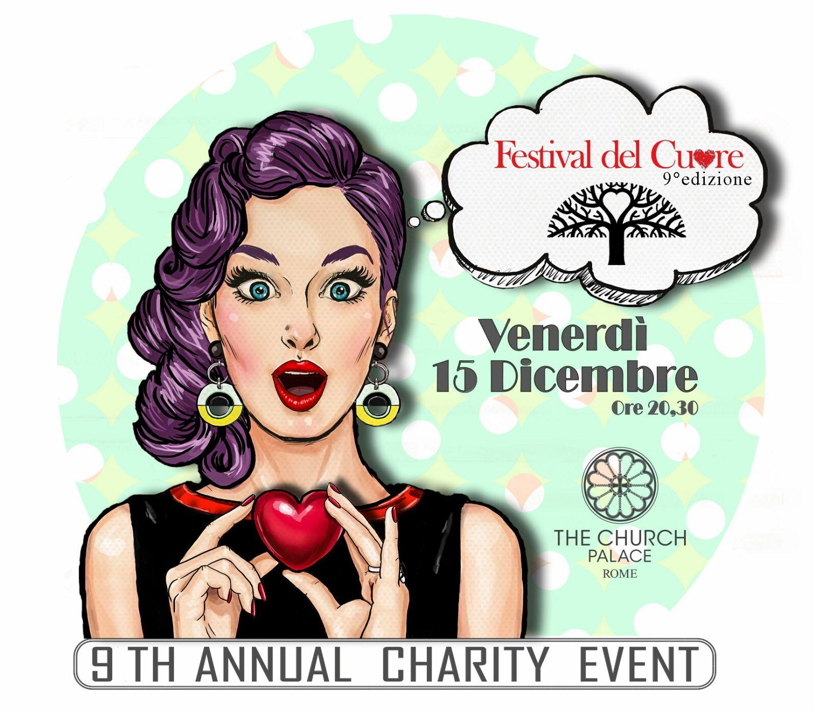 Il 9° Festival del Cuore